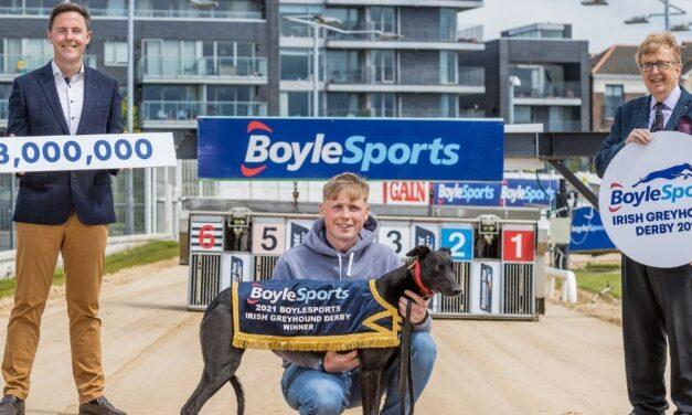 Million Euro Sponsorship Boost for Greyhound Racing