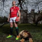 Lions Name Eight Irish and Welsh Captain