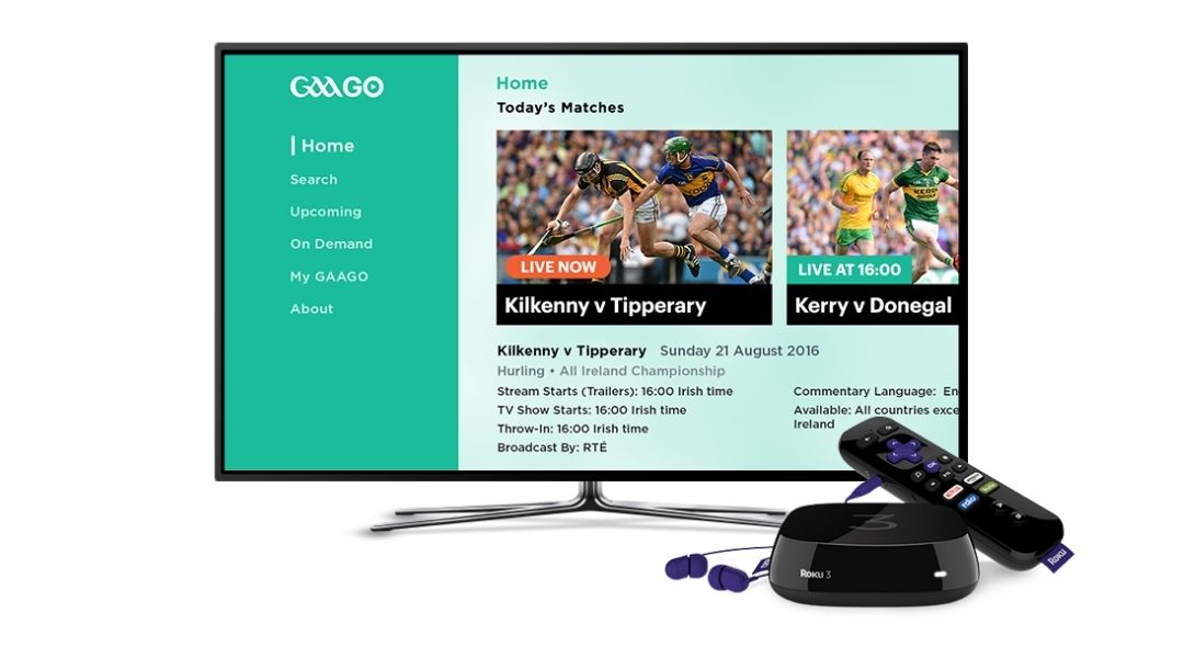 GAA Go Season Pass to Cost only €25