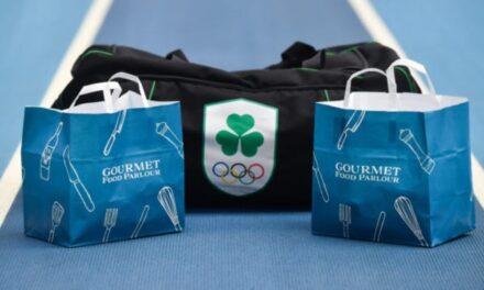 Gourmet Food Parlour to Serve Team Ireland