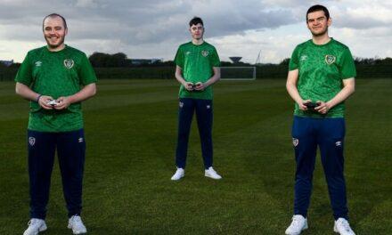 Irish esports Team named by FAI