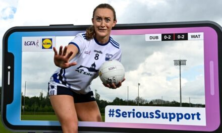 Lidl Help LGFA to Make Every Game Visible