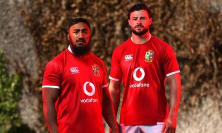 Lions Stars On Board as Ambassadors for Elverys