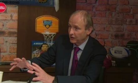 Taoiseach Speaks Out on Sporting Matters