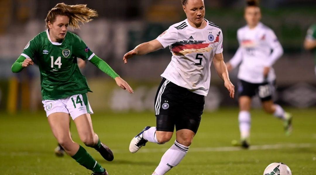 Irish Women See Path To World Cup 2023