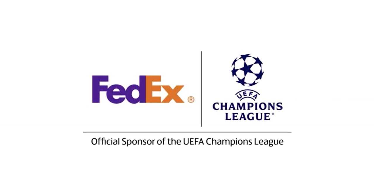 FedEx Delivers for UEFA Champions League