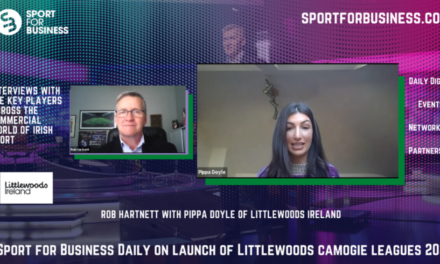 Sport for Business Daily with Pippa Doyle