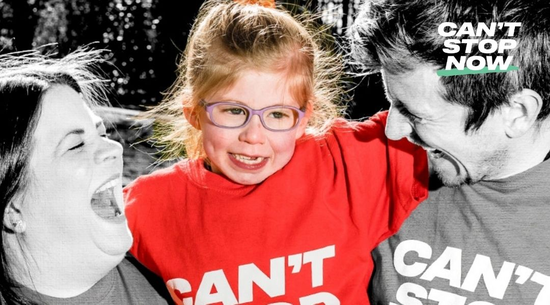 Getting Behind Can't Stop Now for Special Olympics
