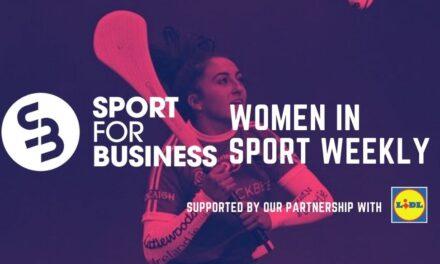 Sport for Business Women in Sport Weekly