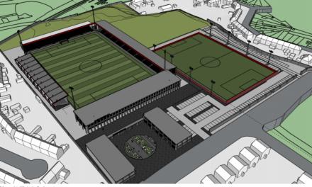 Sligo Rovers Unveil Plan for New Stadium