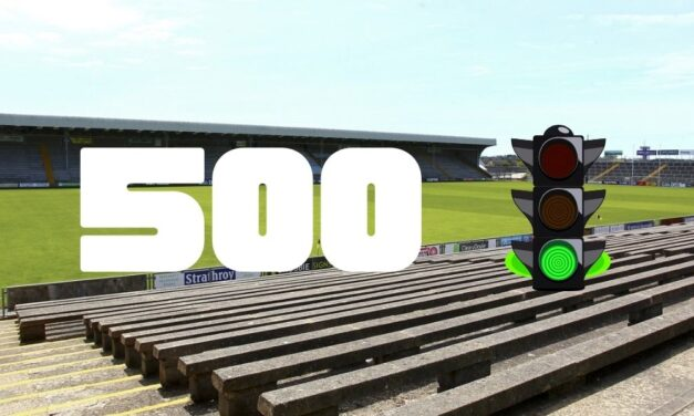 Green Light for 500 Spectators from Saturday