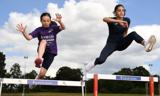 Athletics Ireland Launches Summer Camps for Kids