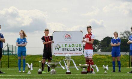 EA Sports to Sponsor FAI Underage Leagues
