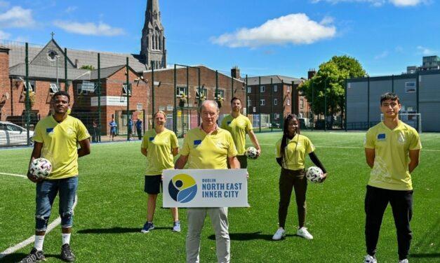 Football for Unity Kicks Off in Dublin