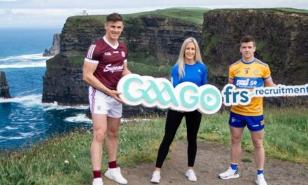 GAAGo Sponsors Sign up Stars for 70 Minutes of Home