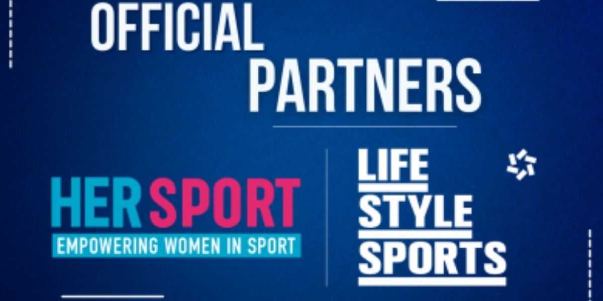 LifeStyle Sports Backing for HerSport.ie