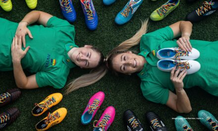 Considine Sisters Lace Up for Pride