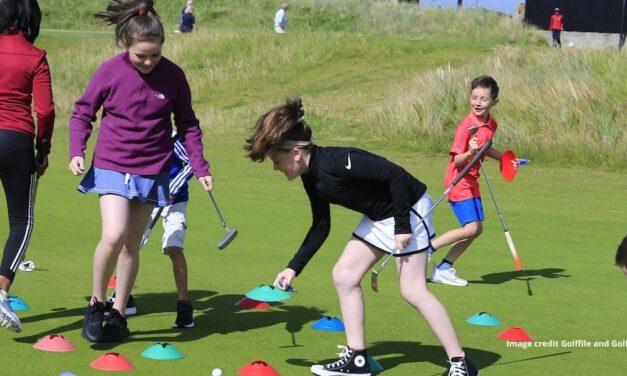 Golf Ireland Assistance for Volunteers