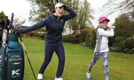 KPMG Extends Backing of Kids Golf