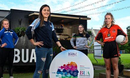 Davey on Board with LGFA as Bua Ambassador