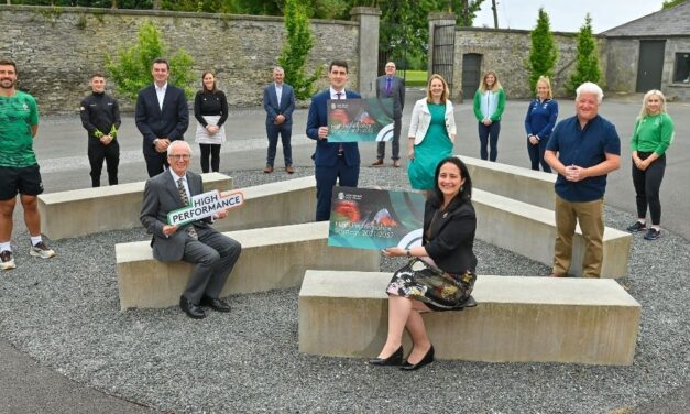 Sport Ireland Launches High Performance Strategy