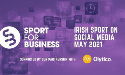 Irish Sport on Social Media Report May 2021