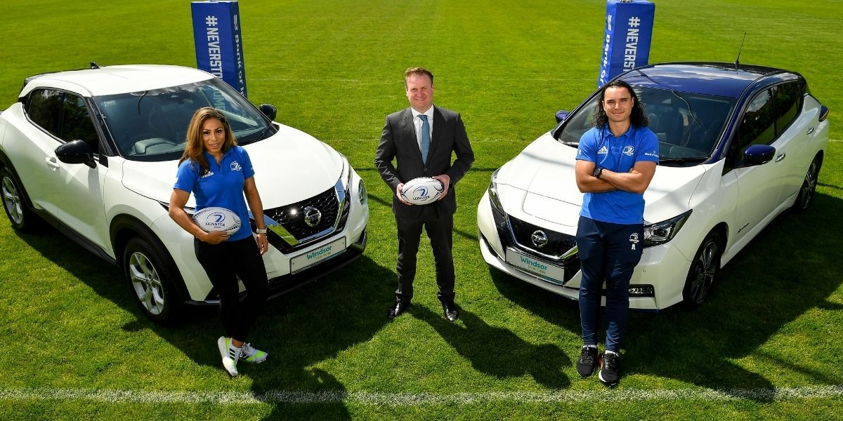 Windsor Sign Three Year Extension with Leinster Rugby