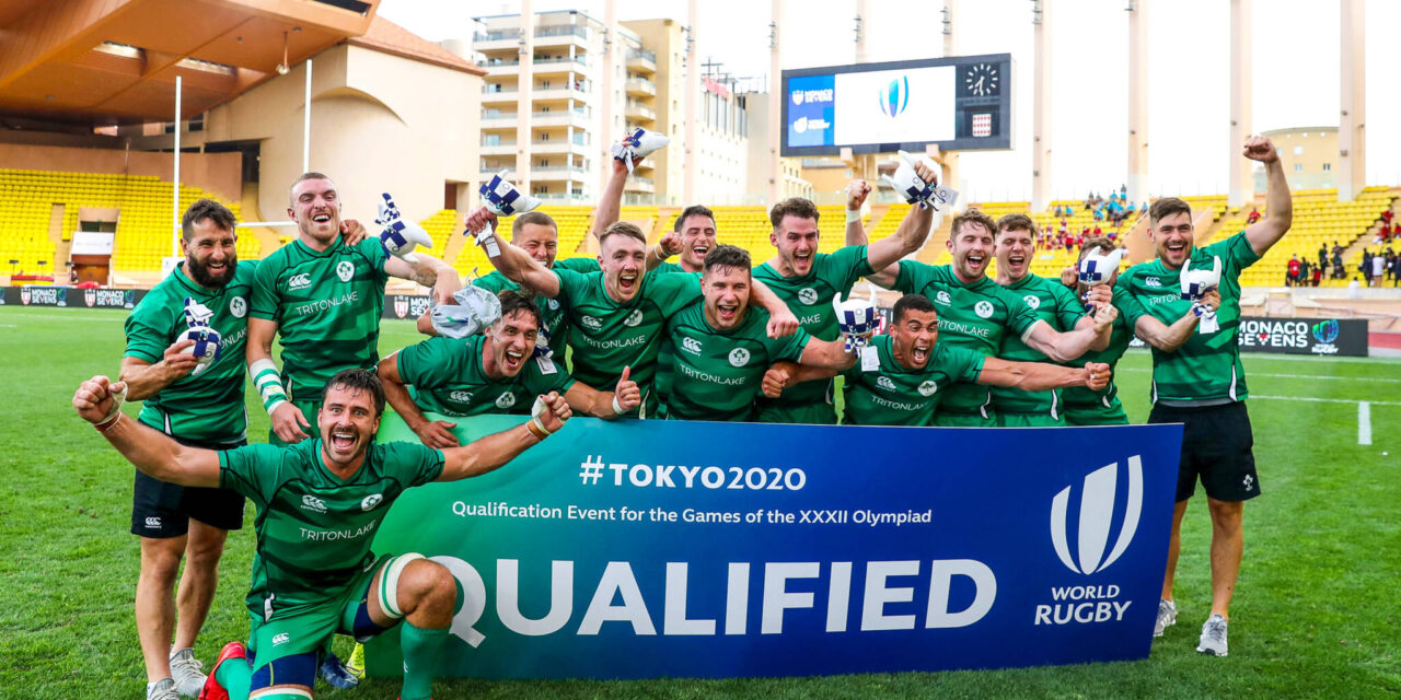 History Made by Irish Rugby Seven's