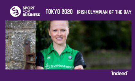 Irish Olympian Of The Day – Carolyn Hayes