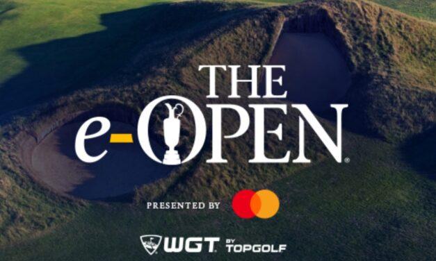 Open Championship Underway and Online