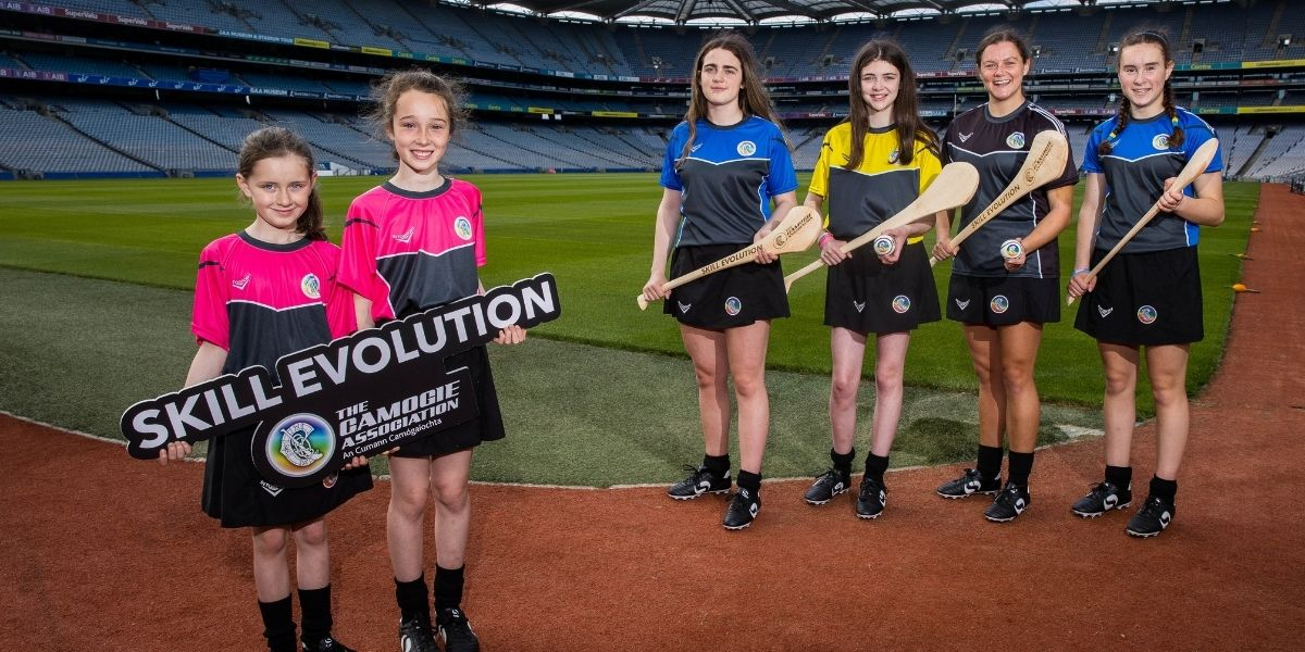 Camogie Association Launches Skill Evolution