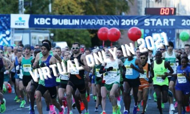 Dublin Marathon Lost to Covid Again