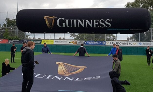 Autumn Series Departure for Guinness