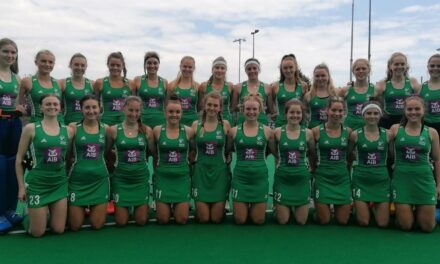 AIB on Board with Hockey Ireland