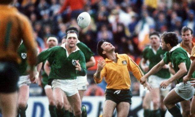 Remembering Dark Days of Apartheid and Irish Rugby