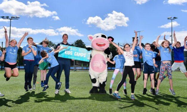 Kids Camps Return to Sport Ireland Campus