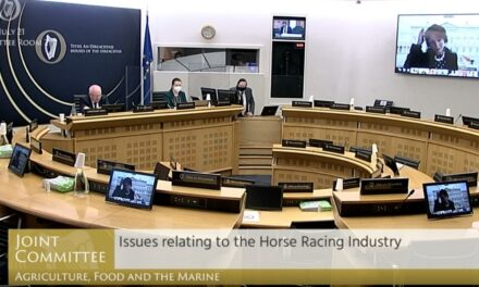 Oireachtas Committee Hearings on Horse Racing – Live
