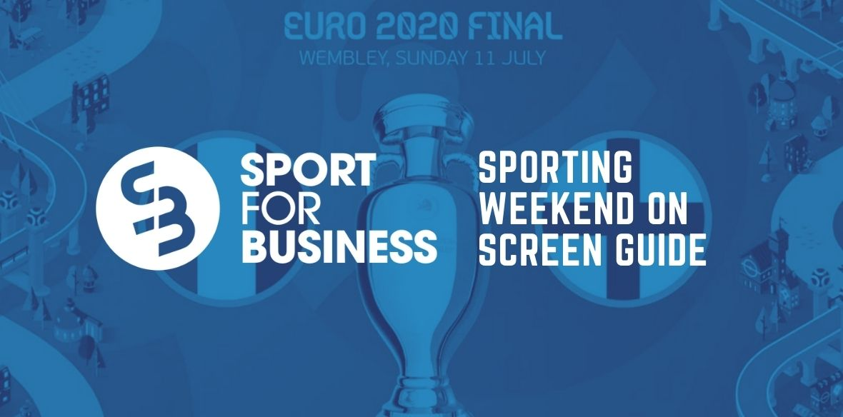 Sporting Weekend On Screen Guide