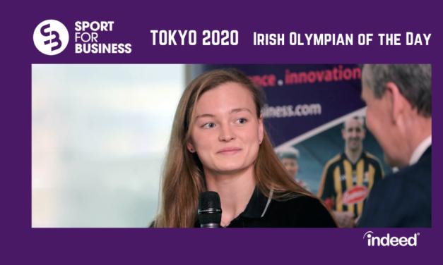 Irish Olympian of the Day – Mona McSharry