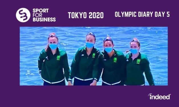 Olympic Diary Tokyo 2020 Day Five
