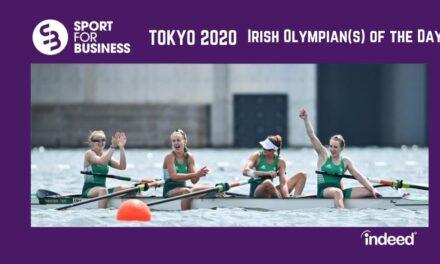 Irish Olympian(s) Of the Day – The Women's Four