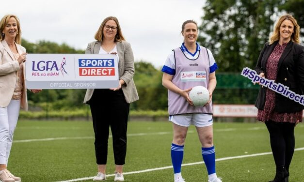 Sports Direct Sign Three Year Deal with LGFA