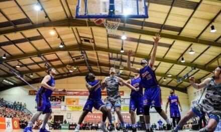 Basketball Celebrates Green Light for New Season
