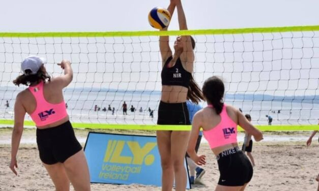 Volleyball Ireland Live Streaming Beach Event