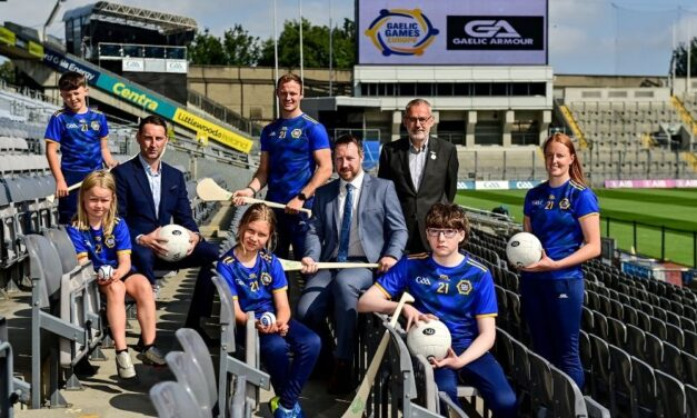 New Kids Tournament for GAA in Europe