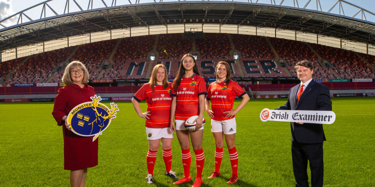 Munster Rugby Signs Media Deal with Irish Examiner