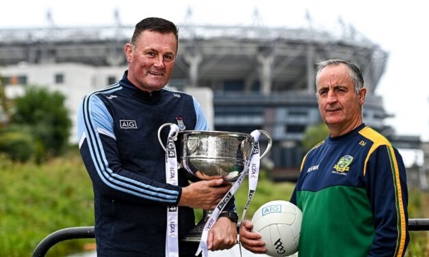 Vaccination and Determination on the Agenda for Managers ahead of TG4 All Ireland Final
