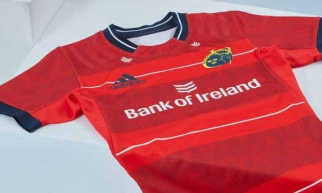 Munster Unveil New Shirt for New Season