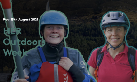 Discover Your Olympic Spirit in HER Outdoors Week