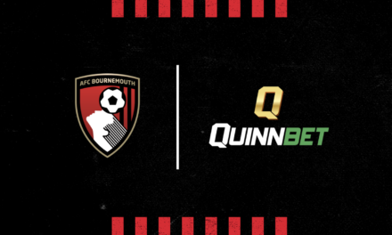 Quinnbet Sign Up One Year Deal with Bournemouth AFC